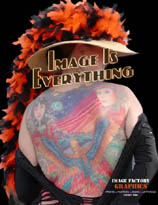 tattoo lady poster